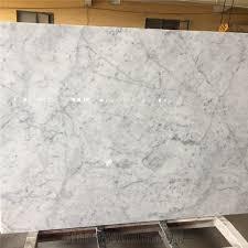 carrara kitchen pure white countertop