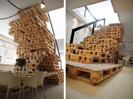 pallet office. Recycled Materials,Green Resources,Green Materials,green Interiors,green  Furniture,dutch Pallet Office M