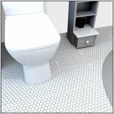 bathroom floor tile hexagon. White Hexagon Tile Bathroom Floor