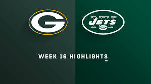 Packers vs. Jets highlights | Week 16 - NFL Videos