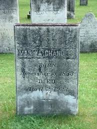 Mary Angeline Chandler (1833-1923) - Find A Grave Memorial