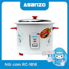 Nồi Cơm Điện Asanzo RC-1816 chính hãng, giá rẻ - ASANZO Hà Nội