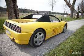 Get great deals on ebay! 5 Images Of Ferrari 348 Spider 3 4 V8 Manual 320hp 1994 By Marcusliedholm