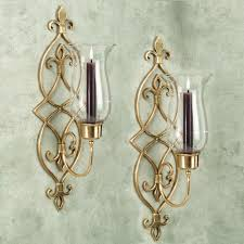 jonetia hurricane wall sconce touch to zoom