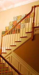 stairwell wall decor decorate stair wall staircase traditional with gallery wood stairwell decor decorating top of