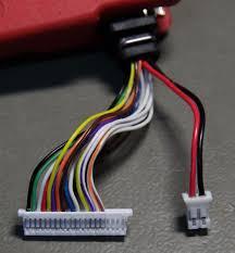 garmin zümo 595 590 motorcycle cradle wire harness reverse harness connectors inside cradle
