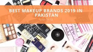 best makeup brands 2019 in stan list of 10