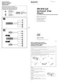 sony radio wiring color diagram wiring diagram Sony Xplod Wiring Color Diagram wiring harness color standards sonic electronix sony xplod wiring diagram cdx-gt310