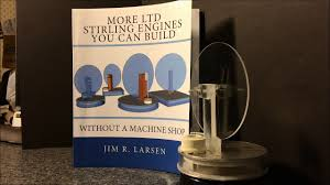 how to build a small round ltd stirling engine plans and instructions