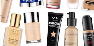 best foundations for your skin type