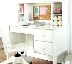 white desk with hutch. Kids White Desk Wood Hutch Storage Pottery With Desks Plan O