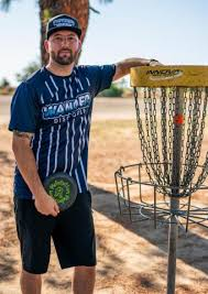 Wesley Finley #59728   Professional Disc Golf Association
