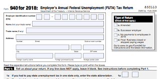 Federal Tax Withholding Chart Futa What Is The Federal Unemployment Tax Act And How Do