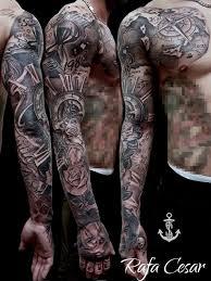 Chicano Sleeve Tattoo Tattoos Tattoos Sleeve Tattoos и Chicano
