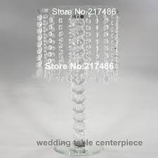 luxury crystal chandelier whole 29 table top centerpieces for weddings wedding