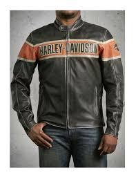 new wwf bill goldberg harley davidson leather biker vintage jacket