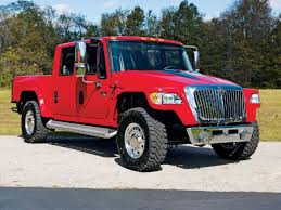 International MXT Truck - Diesel Truck - Diesel Power Magazine