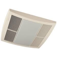 bathroom fans with light. Broan QTR110L Quiet Bath Fan, Fan/ Light/Night Light, 110-CFM Bathroom Fans With Light O