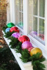 Christmas Window Box Decorations Outdoor Window Christmas Decorations Outdoor Window Christmas 66