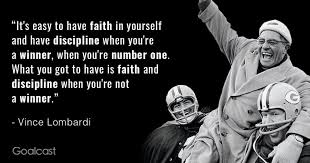 40 Vince Lombardi Quotes That Will Help You Achieve Excellence Awesome Lombardi Quotes