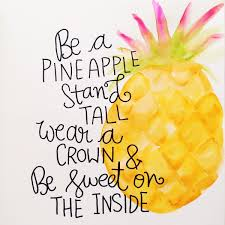 Pineapple Quote Tutorial Tombow Usa Blog