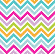 chevrons stripe colorful background