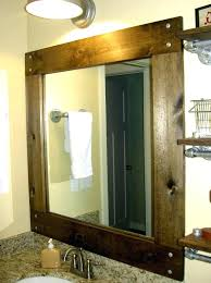 large bathroom mirror frame. Framing A Large Mirror Frame Bathroom Furniture New Simple Framed Mirrors With Regard To G