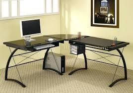 metal computer desk metal computer desk black glass top metal base modern home office desk inside metal computer desk
