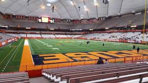 Carrier Dome Basketball Seating Chart Rows Carrier Dome Section 110 Home Of Syracuse Orange