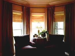 Small Living Room With Bay Window Curtains Ideas Sheer Curtain Ideas Curtains For Bay Windows