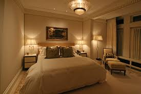 q what considerations should be taken into account when lighting a bedroom