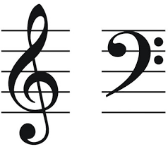 How To Read Music Treble Clef Notes Bass Clef Notes