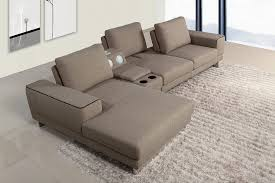 Modern Fabric Sectional Sofa furniture in Grey color VGM…