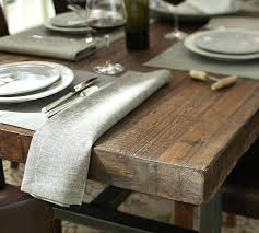 wood rectangular dining table. Reclaimed Wood Dining Table Zinc Top Rectangular