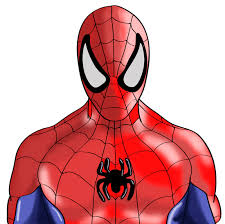spiderman drawing how to draw