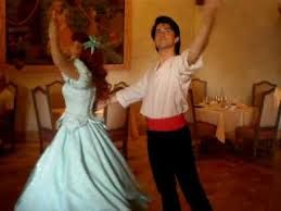 Small Picture Ariel Eric dancing LAuberge de Cendrillon YouTube