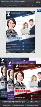 business solution corporate flyer template by saptarang graphicriver business solution corporate flyer template corporate flyers