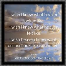 Beautiful Rip Quotes Best Of I Wish I Knew I Look At The Beautiful Skies And Know You Are There