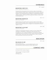 Ats Friendly Resume Extraordinary Ats Resume Format Example Fresh Ats Friendly Resume Template Awesome