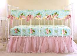 cool pink and teal baby bedding vintage pink and turquoise baby bedding pink and gold baby