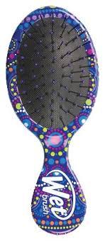 Wet Brush <b>Щетка для спутанных волос</b> Mini Detangler Mandala ...