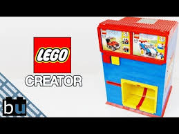 How To Make Ruffles Mcdonald's And Pepsi Vending Machine Amazing Lego Pick A Brick Vending Machine Lego Store YouTube