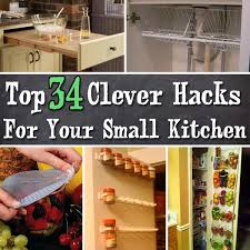 clever s for small kitchen