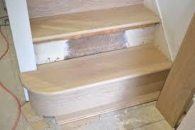 london solid oak 5. Light Wood Flooring Straicase Cladding In London Solid Oak 5