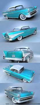 1957 Chevrolet Bel Air...Brought to you by #House of #Insurance in ...