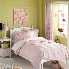 Little Girls Bedroom Curtains Home Design Simple Little Girls Bedroom Ideas With White Wooden