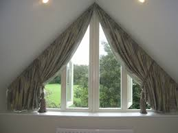 Arched Blinds And Angled Shades  Motorized Blinds  Moveable Blinds Triangular Windows