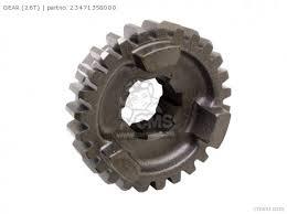 honda mt250 k1 mt250 elsinore 250 1975 parts in stock 23471358000