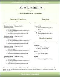 Unique Resume Example Blank Cv Template 1772812750561 Free Resume