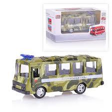 Машинка <b>Play Smart Автобус</b>, в коробке 6523-С купить по цене ...